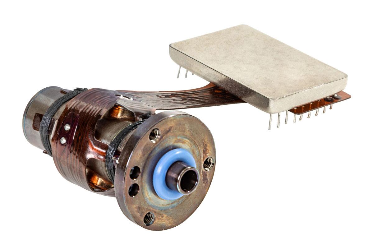Pressure - Vibrating Cylinder