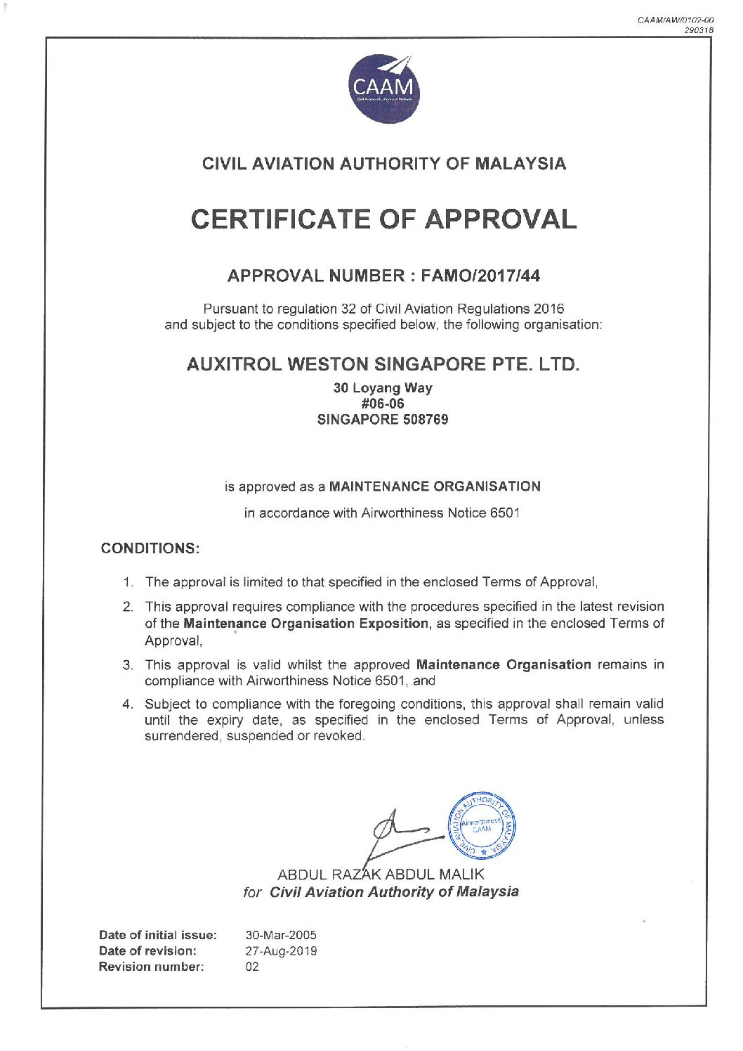 AW-Singapore-CAAM-approval-pdf