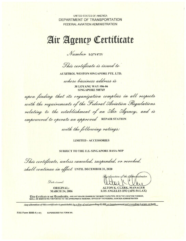 AW-Singapore-FAA-Approval-pdf